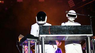 Daft Punk em Coachella (2014)