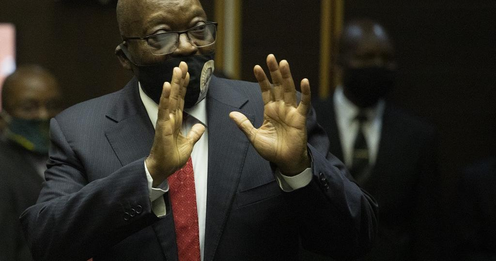 S. Africa: Zondo commission requests 2 year jail time for Zuma