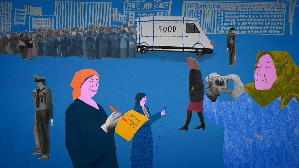 Ai Weiwei no Festival de Cinema dos Direitos Humanos de Genebra