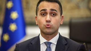 Luigi Di Maio, Ministro de Exteriores de Italia