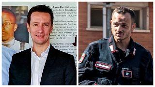 Két olasz állampolgárt öltek meg Kongóban  Luca Attanasio nagykövetet és Vittorio Iacovacci csendőrtisztet