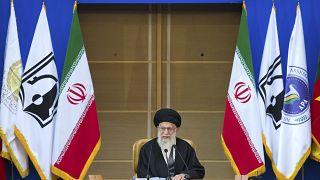 علي خامنئي المشرد الأعلى لإيران