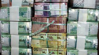 السودان يعلن تعويما جزئيا لسعر صرف الجنيه
