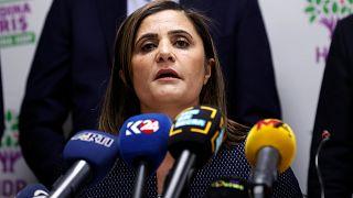 HDP Ağrı Milletvekili Dilan Dirayet Taşdemir