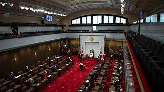 Kanada Parlamentosu (Arşiv)