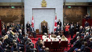 مجلس الشيوخ الكندي في أوتاوا في 5 ديسمبر 2019