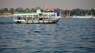 At least five killed in Egypt boat accident