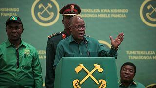 رئیس جمهوری تانزانیا