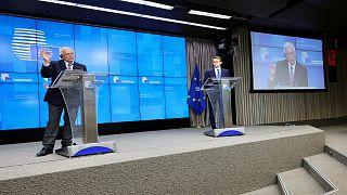 الممثل الأعلى  للسياسة الخارجية  والأمن في الاتحاد الأوروبي، جوزيب بوريل- 19 نوفمبر 2020/بروكسل