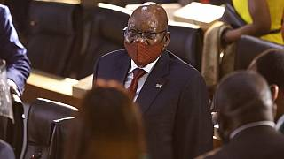 South Africa sets ex-leader Zuma's corruption trial for May