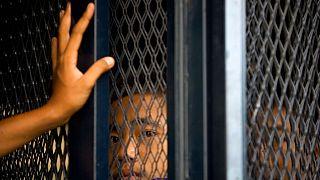 Myanmarlı 1086 sığınmacı, şu anda askeri cuntanın yönetimi devraldığı ülkelerine geri gönderildi.