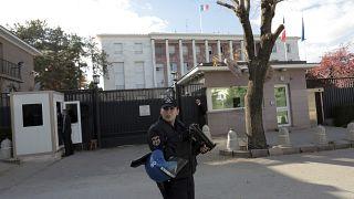 السفارة الفرنسية في أنقرة