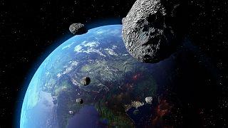سیارکهایی که از نزدیک زمین عبور میکنند