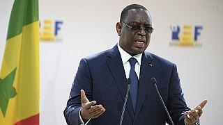 """Macky Sall : """"Le Sénégal doit se préparer à la """"bataille"""" avec les djihadistes"""""""
