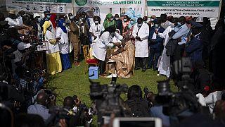 Covid-19 : le Sénégal démarre sa campagne de vaccination