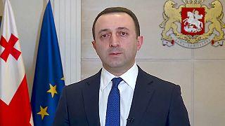 Irakli Gharibachvili, Premier ministre de Géorgie, 23 février 2021