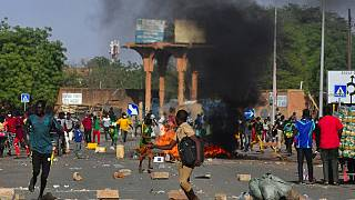 Protests erupt in Niger after  Bazoum wins presidential run-off vote