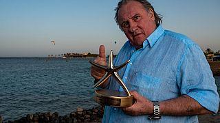 Gérard Depardieu acusado de violação