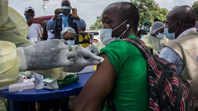 Guinée : début de la campagne de vaccination contre Ebola