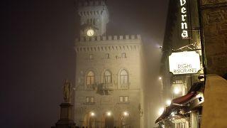 Uno scorcio di San Marino