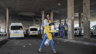 South Africa unemployment rises as authorities rush vaccinations