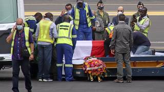 Italy's Foreign Minister Wants Answers Over Slain Ambassador
