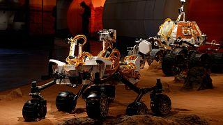 "Çin'in Mars keşif aracı ""Tienvın-1"""