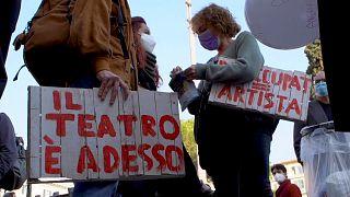 A kultúra újabb segélykiáltása Olaszországban