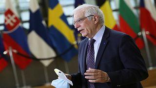 الممثل الأعلى للسياسة الخارجية والأمن في الاتحاد الأوروبي جوزيب بوريل