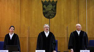 المحكمة الإقليمية العليا في فرانكفورت- صورة توضيحية