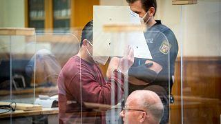دادگاه محاکمه عیاض غریب عضو سابق سرویسهای اطلاعاتی سوریه در آلمان