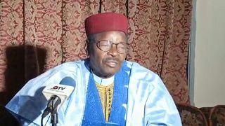 مرشح المعارضة في النيجر ماهاماني عثمان