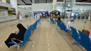 صورة لمطار الملك فهد