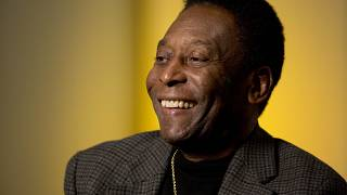 Life of Brazilian Football King Pelé Explored in Netflix Documentary