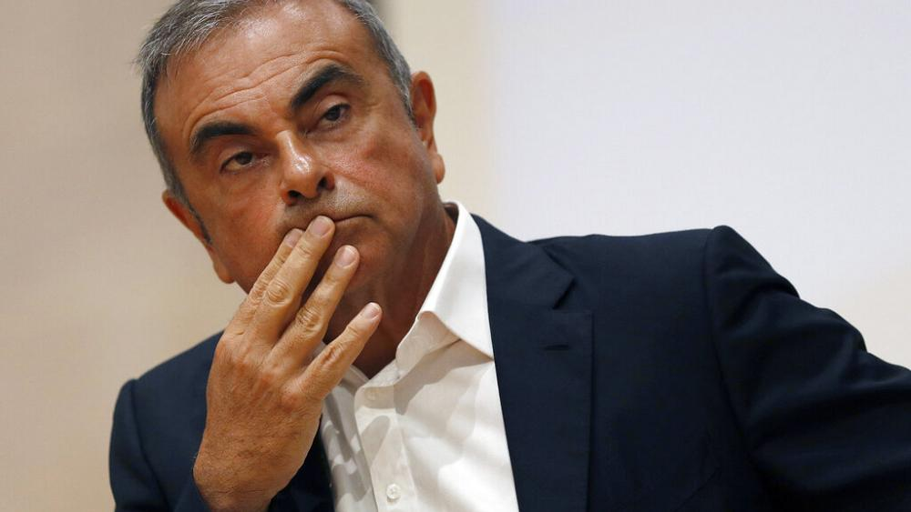 Three jailed for helping ex-Nissan boss Carlos Ghosn flee to Lebanon