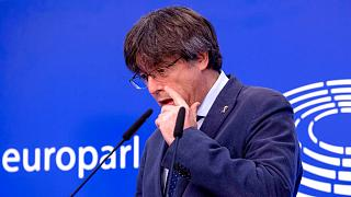Carles Puigdemont is willing to take his case to the EU's top court.