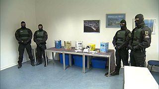 أكبر عملية ضبط للكوكايين في أوروبا