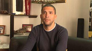 الصحفي الجزائري خالد درارني