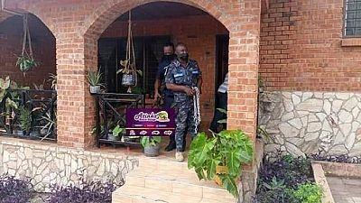 Ghana police shuts down LGBTQI office
