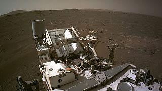 NASA revela panorâmica de Marte