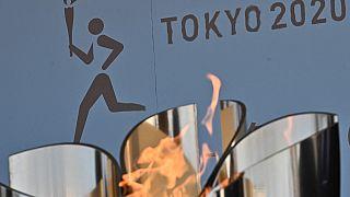 Эстафета Олимпийского огня: месяц до старта