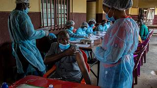 Guinea continues fight against Ebola with mass vaccinations