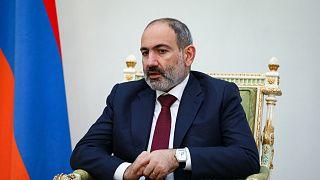 رئيس الوزراء الأرمني نيكول باشينيان.