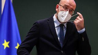 Las dificultades de producción de vacunas en el centro de la cumbre europea
