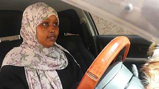 Somalia women drivers dare country's Islamists, conservatives