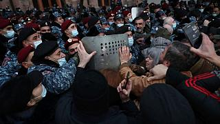 Αρμενία: Για απόπειρα πραξικοπήματος μιλά ο πρωθυπουργός, Νικόλ Πασινιάν