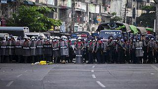 Myanmar: Seit knapp einem Monat täglich Proteste
