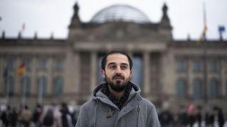 Suriyeli göçmen Tarık Alaow