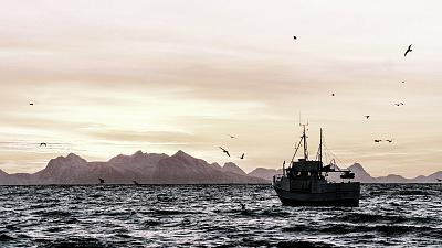 Satellite technology is being used to track ships fishing illegally off coastal and island nations.