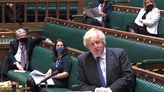 البرلمان البريطاني